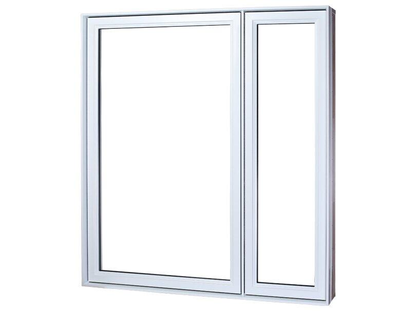 Vaillancourt Portes et Fenêtres Fenêtre à battant pvc blanc